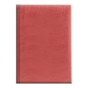 """Ежедневник недатированный Агенда WAVE красный """"Brunnen"""" 73-796 76 20"""