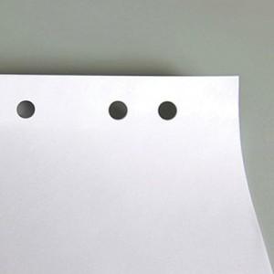 """Блок бумаги для флипчартов, 64х90 см, 10л, нелинованный """"Axent"""" 8062-A"""