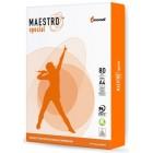 "Бумага офисная ""Maestro"" SPECIAL A4, 80г / м2, 500л, класс B"