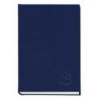 "Книга алфавитная А6, 80лист.,100х190мм, баладек синяя ""Полиграфист"" 210 05С"