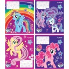"Тетрадь  12л клетка, My Little Pony ""Kite""  LP18-232"