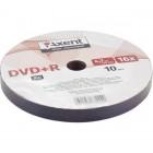 """Диск DVD+R """"AXENT"""" 10 шт bulk 8121-А"""