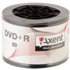 """Диск DVD+R """"AXENT"""" 100 шт bulk 8107-А"""