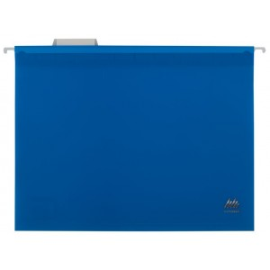 "Подвесной файл А4, пластиковый, синий ""BuroMAX"" BM.3360-02"