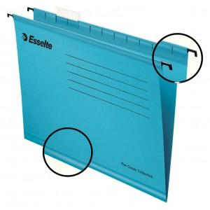 """Файлы подвесные картонные (25шт) А4 """"Esselte"""" Pendaflex"""