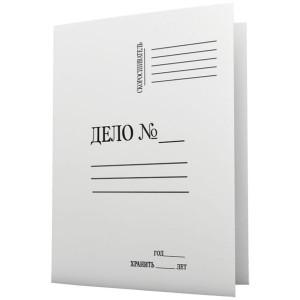 "Папка ""Дело"" картонная JOBMAX, А4, 100шт.""BuroMAX"" BM.3337"