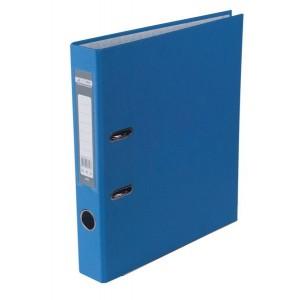 """Регистратор односторонний А4 JOBMAX, ширина торца 50мм, синий """"BuroMAX"""" BM.3012-02"""