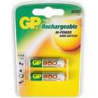 Аккумулятор GP AAA 85AAAHCB 850 mAh / 1,2V NiMH (HR03)