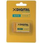 Батарейка X-DIGITAL 9V Super Alkaline 6LF22, MN1604