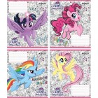 "Тетрадь  12л линия, My Little Pony ""Kite""  LP18-234"