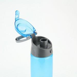 """Бутылочка для воды, 550 мл, голубая """"Kite"""" K18-401-04"""