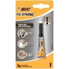 """Клей сильної фіксації FIX STRONG 3г """"BIC"""" bc9048264"""
