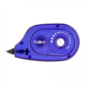 "Корректор-лента 5мм х 6м, синяя ""Axent"" 7009-02-A"