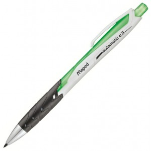 """Карандаш механический 0,5 мм, зеленый """"MAPED"""" BLACK PEPS Automatic 559533"""