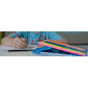 """Олівці кольорові 12 кольорів +3 вироби, пенал COLOR PEPS Smart Box """"Maped"""" MP.832032"""