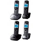 Panasonic KX-TG2512 радиотелефон + дополнительная трубка (12333)
