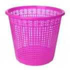 """Корзина для бумаг 8л, розовая """"ZiBi"""" ZB.3040-10"""
