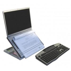 """Подставка для ноутбука PORTA NOTE BOOK """"LEGGICOMODO"""", серебристый lg.16001"""