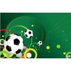 "Подкладка для письма  ""Футбол"" с карманом, 665x430мм ""Panta Plast"" 0318-0035-95"
