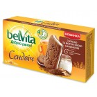 """Печенье """"Belvita"""" какао с йогуртовой начинкой 253 гр"""