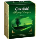 Greenfield Flying Dragon зеленый чай 100п  1358