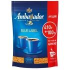 Ambassador Blue Label, 510 гр, растворимый кофе , м/у (am.52568)