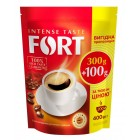 Fort, 400 гр,  растворимый кофе в гранулах (ft.52632)