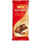 """Шоколад молочный, 90 гр """"Корона"""" 10689"""