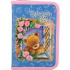 "Пенал Popcorn Bear ""KITE"" PO17-622"