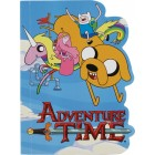 "Блокнот  А6 Adventure Time  ""Kite"" 60л AT15-223K"
