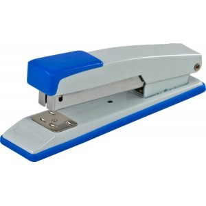 "Степлер метал., №24/6, 20л, синий, , JOBMAX ""BuroMAX"" BM.4259-02"
