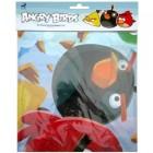 F 140см X 180см Скатерть полиэтиленовая Angry Birds  (6025540)