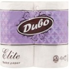 ДИВО Elite туалетная бумага 3сл. (4рул.) белая 48974