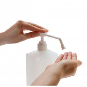 """Средство жидкое гигиеническое антибактериальное для кожи рук и тела с распылителем 950мл """"SEPTOR"""" HS150950D"""