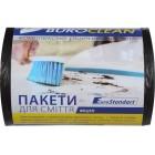 BuroClean EuroStandart Пакеты для мусора 35л, 50х60см, 100шт, прочные, черные (10200022)