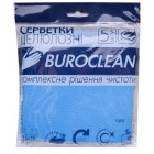 Buroclean cалфетки влаговпитывающие 15Х15см 5шт (10200113)
