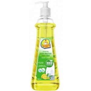 "ФРЕКЕН БОК «ЭКО-формула» Средство для мытья посуды ""Лимон и олива"" 500мл 72576"