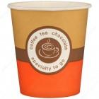 Стаканы бумажные  SP7 175мл, 100шт Coffee-to-go Huhtamaki (41628)
