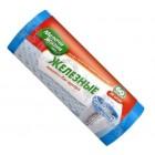 МЕЛОЧИ ЖИЗНИ пакеты для мусора 60л, 60х70см, 20шт синие/зеленые (0191 CD)