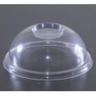 Крышка купольная без отверстия на Apet, 100шт Huhtamaki 41426